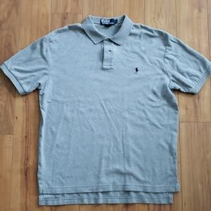 Polo by Ralph Lauren - Gray Jersey Knit